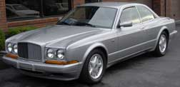More information about Bentley Motor Cars