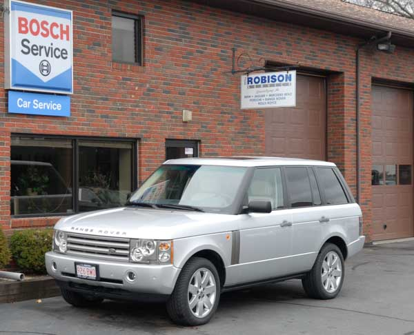 JE Robison Service | Land Rover buying advice