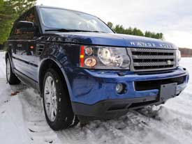 JE Robison Service | Land Rover Troubleshooting: retrieving